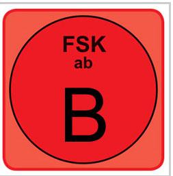 FSK für Blogs