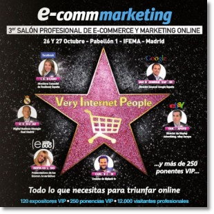 Ecomm Marketing Madrid 2011