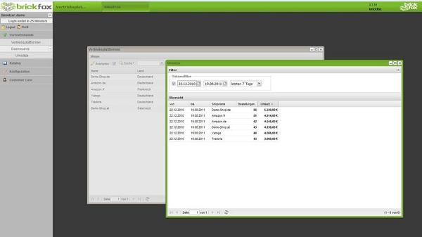 Brickfox Screenshot